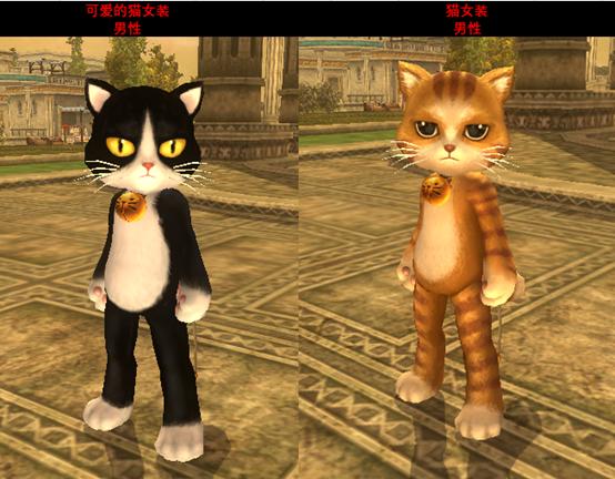 猫女装,男性